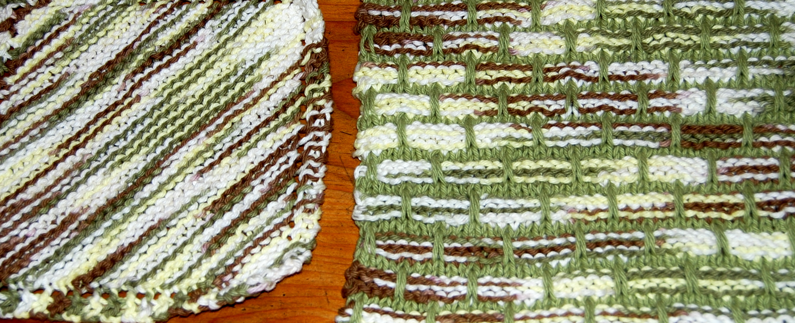 dishcloth relatives